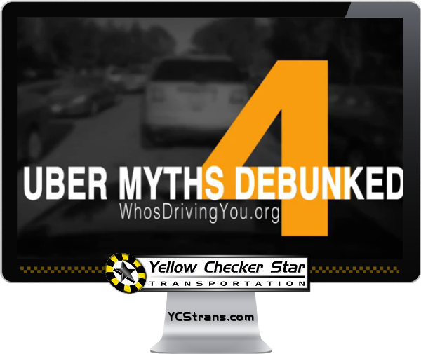 4 Things About Uber You Wish You Never Knew by TLPA WhosDrivingYou.org