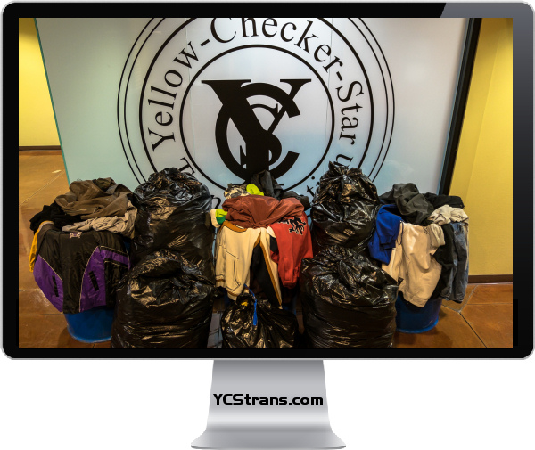 The Las Vegas Rescue Mission YCS Taxi Service Coat Drive Results Image 001