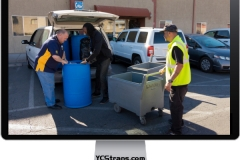 The Las Vegas Rescue Mission YCS Taxi Service Coat Drive Results Image 003