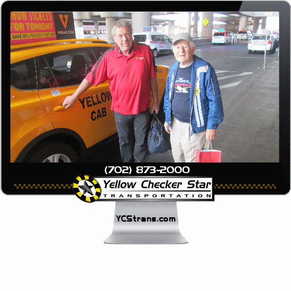 Yellow Checker Star Cab Partnered with Honor Flight Southern Nevada