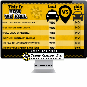 This Is How We Roll – Taxi vs Ride-Hail