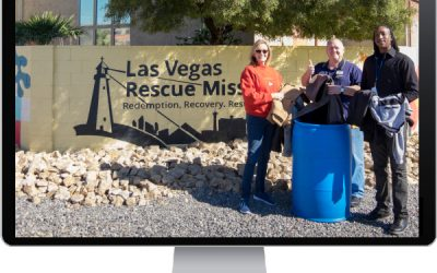 January 2018 Coat Drive Results Supporting The Las Vegas Rescue Mission