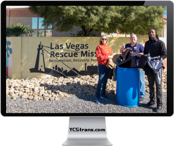 January 2018 Coat Drive Results -The Las Vegas Rescue