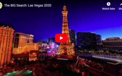 FREE International's – The BIG Search Las Vegas 2020,  Jan 29 – Feb 1