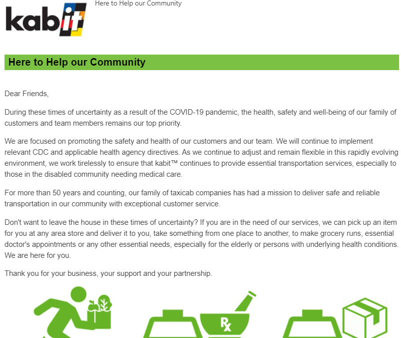 kabit – Here to Help our Community